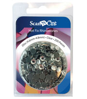 Brother ScanNCut 200pc 20SS Rhinestone Refill Pack-Clear, , hi-res