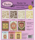 4/pkg -dazzles Stickers