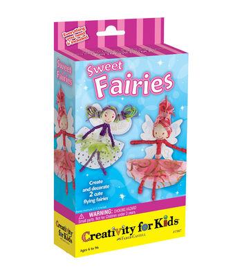 Creativity For KidsSweet Fairies Kit