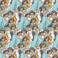 Disney\u0027s Aladdin Sketched Jasmine Cotton Fabric