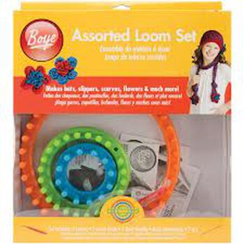 Boye Assorted Loom Series