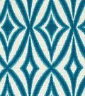 Home Decor 8\u0022x8\u0022 Fabric Swatch-Waverly Centro Azure