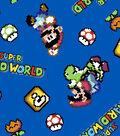 Nintendo Super Mario  Cotton-Retro Tossed