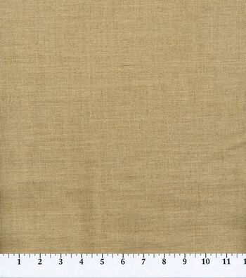Sew Classic Linen Solid Fabric