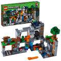 LEGO Minecraft The Bedrock Adventures 21147