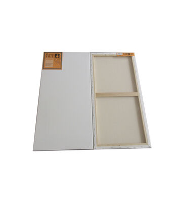 Super Value 4 pk 15''x30'' Stretched Canvases
