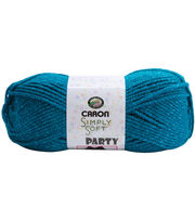 Caron Simply Soft Party Yarn, , hi-res