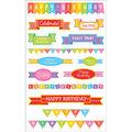 Mrs. Grossman\u0027s Stickers Birthday Banners
