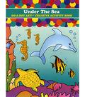 Do-A-Dot Activity Book-Under The Sea