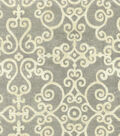P/K Lifestyles Upholstery 8x8 Fabric Swatch-Tendril/Moonstone