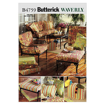 Butterick Home Design Home Designs-B4759