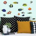 York Wallcoverings Wall Decals-Tropical Fish