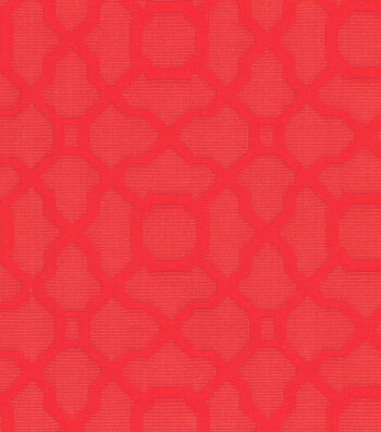 """Waverly Upholstery Fabric 57""""-Marin Candy Apple"""