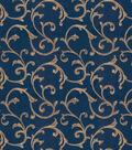 Home Decor 8\u0022x8\u0022 Fabric Swatch-Upholstery Fabric Eaton Square Upscale Lapis