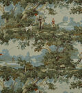 Lightweight Decor Fabric-Bennington 107 Vintage