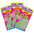 Cupcakes The Bake Shop superSpots Stickers Value Pack 3pk