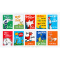 Dr. Seuss Cotton Fabric 44\u0022-Book Cover Panel