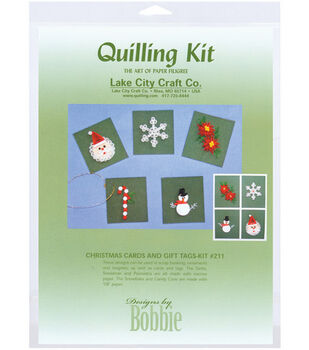 Hobby supplies shop supplies for hobbies joann lake city crafts quilling kit christmas cards tags stopboris Image collections