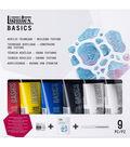 Liquitex Basics Building Texture Acrylic Paint Technique Set