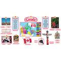 Canadian Symbols (EN/FR) Bulletin Board Set, 2 Sets