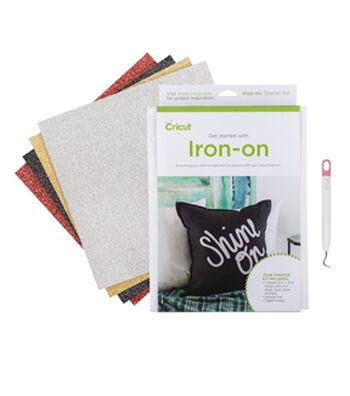 Cricut Iron-on Starter Kit
