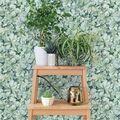 York Wallcoverings Wallpaper-Hydrangea