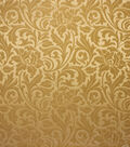 Home Decor 8\u0022x8\u0022 Fabric Swatch-Upholstery Fabric Barrow M6950-5821 Champagne