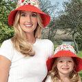 Kwik Sew Pattern K4164 Misses\u0027/Girls\u0027 2-in-1 Hat & Visor-Size XS-S-M-L