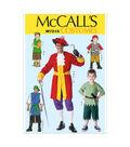 McCall\u0027s Pattern M7215-Men\u0027s/Children\u0027s/Boys\u0027 Pirate Costumes