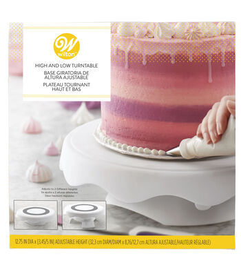 Wilton Trim 'n Turn Ultra Cake Turnable
