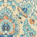 Waverly Upholstery Fabric 13x13\u0022 Swatch-Castleford Capri