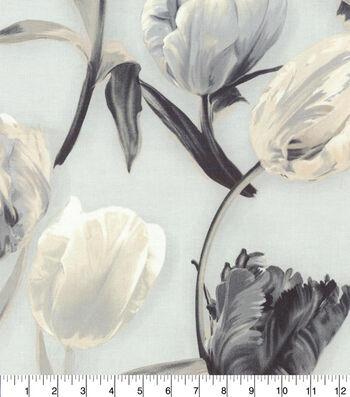 Waverly Upholstery Fabric 54''-Slate Spring