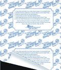 EZMount Static Cling Mounting Foam 8.5\u0022X11\u0022  10/Pkg