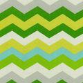Waverly Outdoor Fabric-Sns Panama Wave  Mint Julep