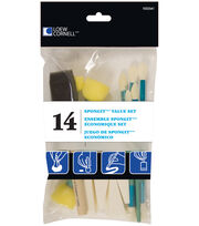 Loew-Cornell Spongit Value Set 14/Pk, , hi-res