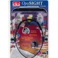 Donegan OptiSIGHT Magnifying Visor-Black
