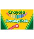 Crayola 24 ct. Colored Art Chalk