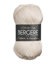 Bergere De France Cotton A Tricoter Yarn, , hi-res
