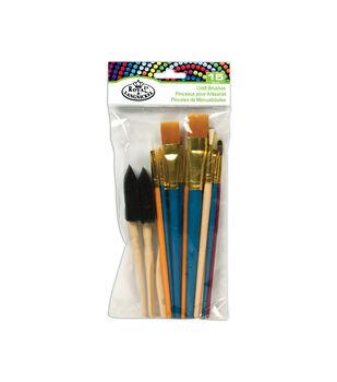 Royal & Langnickel 15 pk Kids Craft Brushes