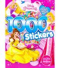 Parragon Disney Princess 1000 pk Stickers