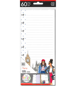 The Happy Planner x Rongrong Classic Half Sheet Note Paper