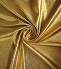 Casa Collection Stretch Knit Fabric -Gold