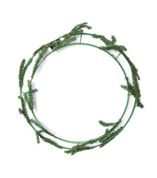 Panacea Products 18'' Double Wire Wreath Frame