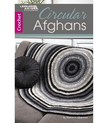 Circular Afghans Crochet Book
