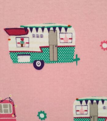 Doodles Interlock Knit Fabric -Little Glamper