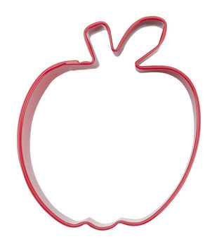 Red Apple Cookie Cutter 12pk