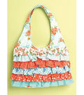 Kwik Sew Pattern K0222 Shoulder Bag & Cosmetic Pouch with Ruffles