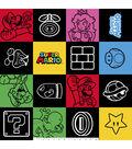 Nintendo Super Mario Fleece 59\u0022-Super Mario Patches