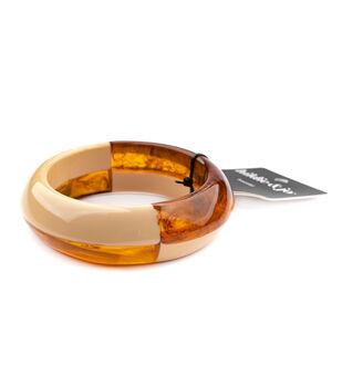 hildie & jo Acrylic Bangle Bracelet