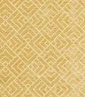 Home Decor 8\u0022x8\u0022 Swatch Fabric-IMAN Home Tambal Lattice Ore